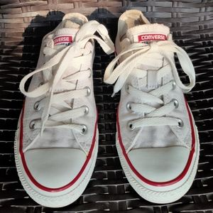 White original converse